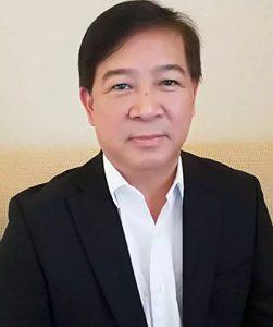Mr David Leong - CEO of SIS
